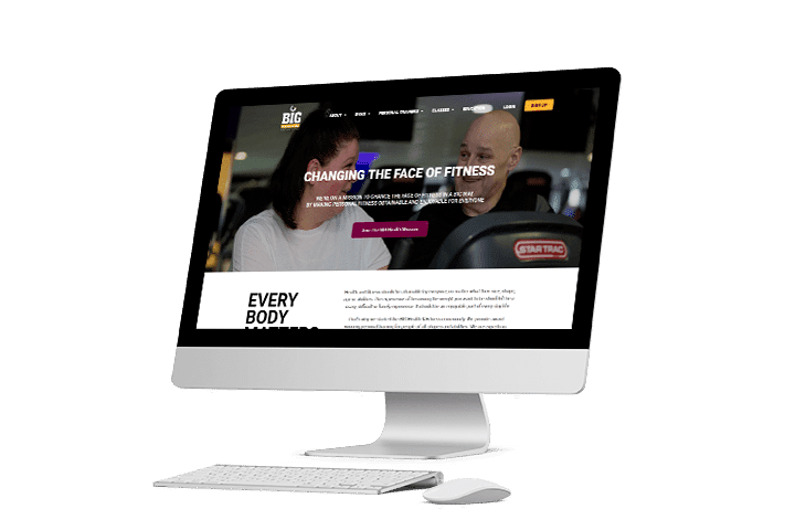 Web-Design-Mockup-Big-Health-Fitness-Digital PR - We Do Stories