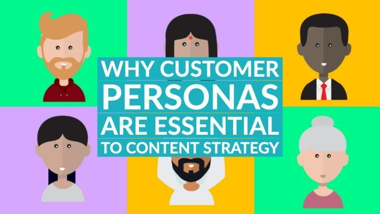 Customer Personas Essential Content Strategy