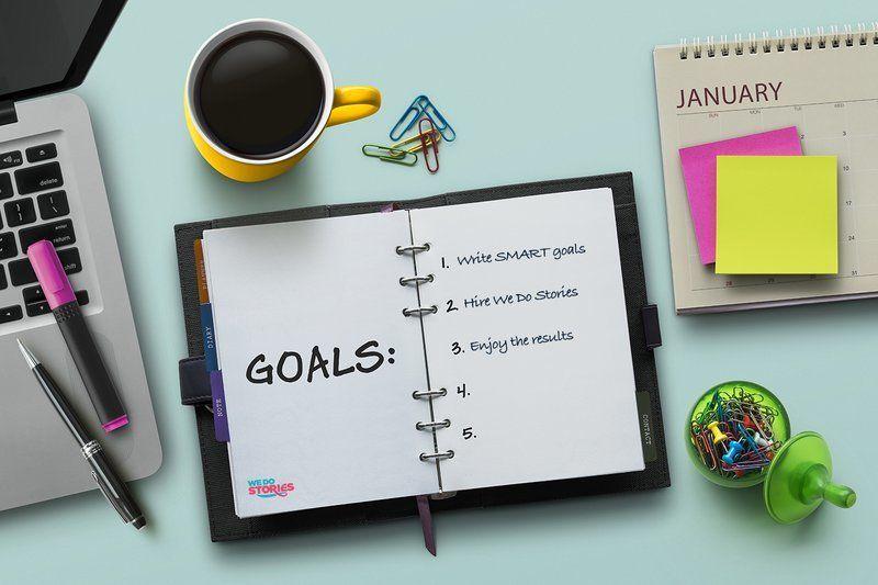 planning digital marketing objectives
