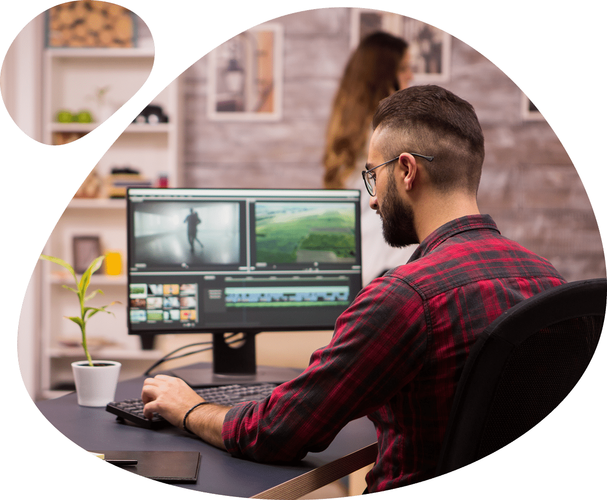 Remote Video Editor Cambridge