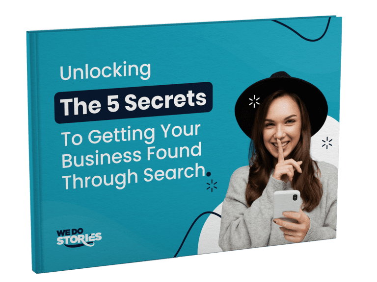 secrets to getting found through search